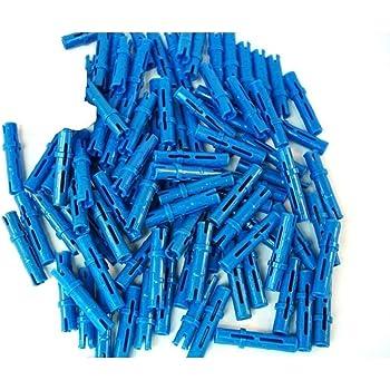 LEGO Technique Technic 60 X CONNECTEURS broches avec butées 3 couleurs #32054