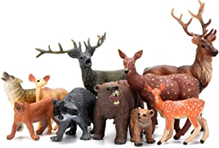 Best forest animal figures Reviews
