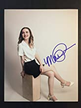 Maude Apatow Signed Autographed 8x10 Photo Euphoria, This Is 40, Knocked Up Judd