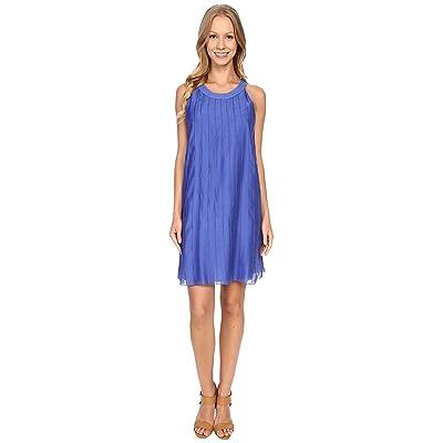 NIC+ZOE Batiste Pintuck Dress (Gulf) Women