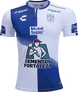 Charly Official Club Pachuca Home Jersey 2018/2019 Season for Kids (X-Large)