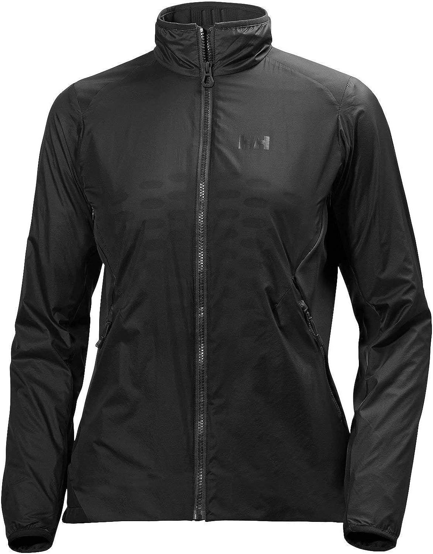 Helly Hansen Jacket Womens H2 Flow Waterproof Durable Black 51748