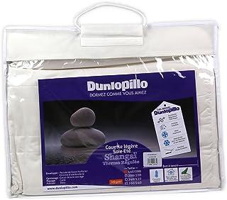 Dunlopillo Shanghai Eté Couette Blanc 220 x 240 cm