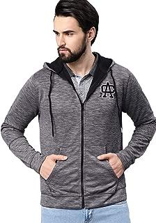 AMERICAN CREW Men's Hoodie Zipper Jacket