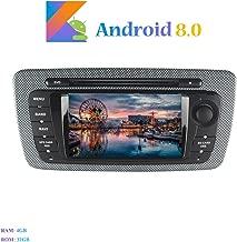 Android 8.0 Car Stereo, Hi-azul 2 Din Car Radio 7