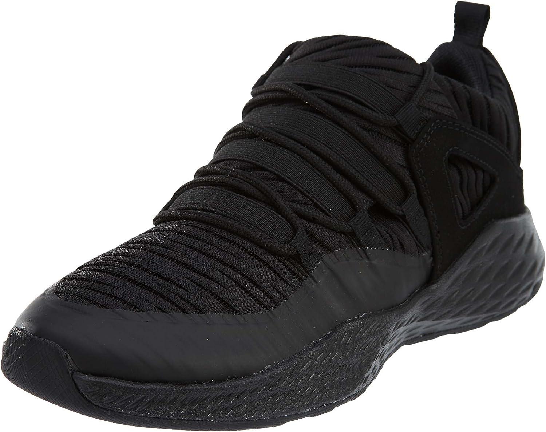 Nike Air Jordan Formula 23 Low BG Trainers 919725 Sneakers shoes (UK 6 us 7Y EU 40, Black Black 010)