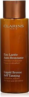 Clarins Liquid Bronze Self Tanning - Face & Decollete 125ml/4.2oz