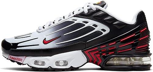 Basket Nike AIR MAX PLUS 3 Junior : Amazon.fr: Chaussures et Sacs