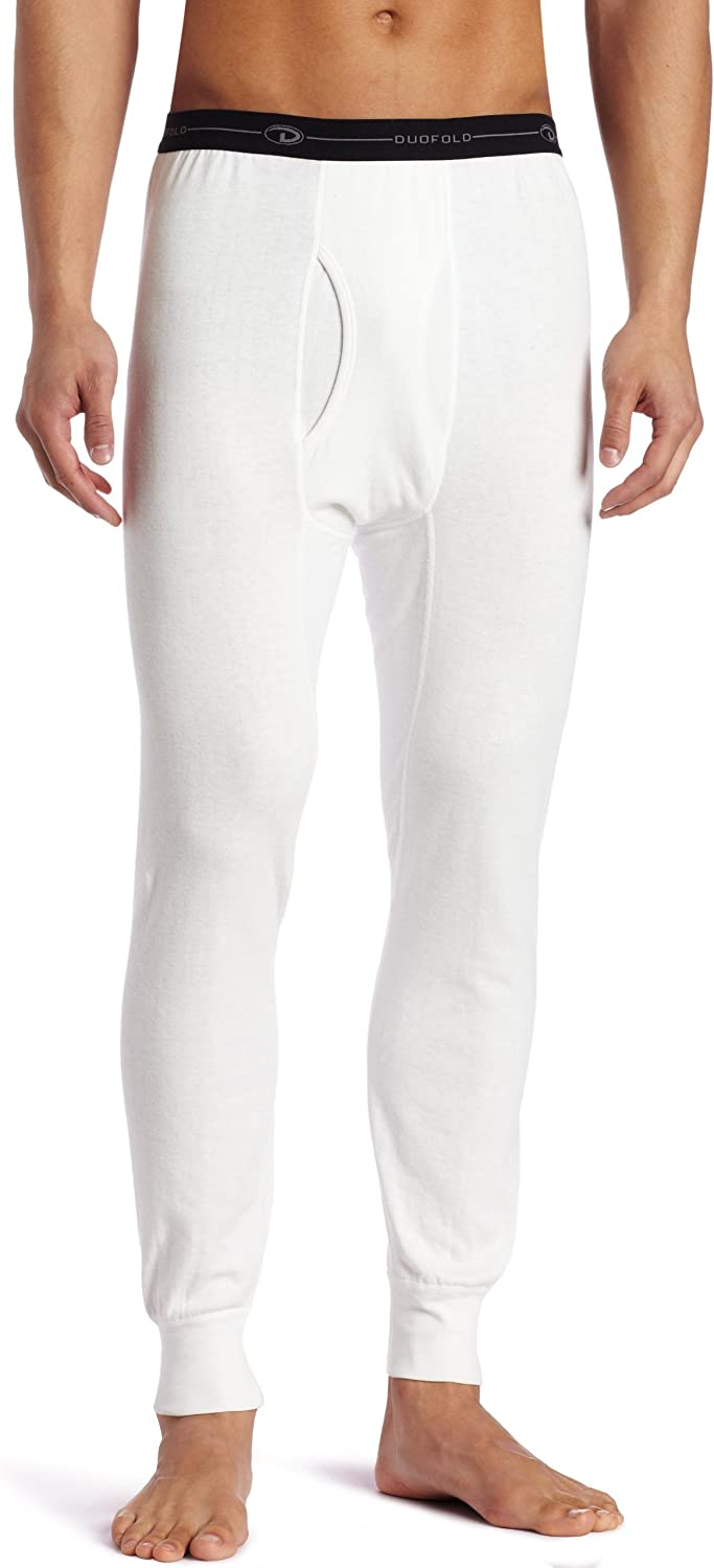 Duofold Men's Mid-Weight Moisture-Wicking Ankle-Length Layering Pant