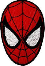 1 X Spider-man Superhero Embroidered iron-on/sew-on patch