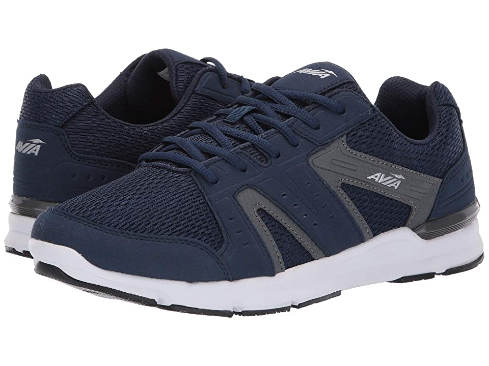 Avia Avi-Edge II (True Navy/Iron Grey/Chrome Silver) Men