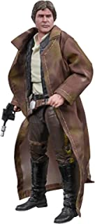 Star Wars The Black Series Han Solo (Endor) Toy 6-Inch Scale Star Wars: Return of the Jedi Collectible Action Figure, Kids...