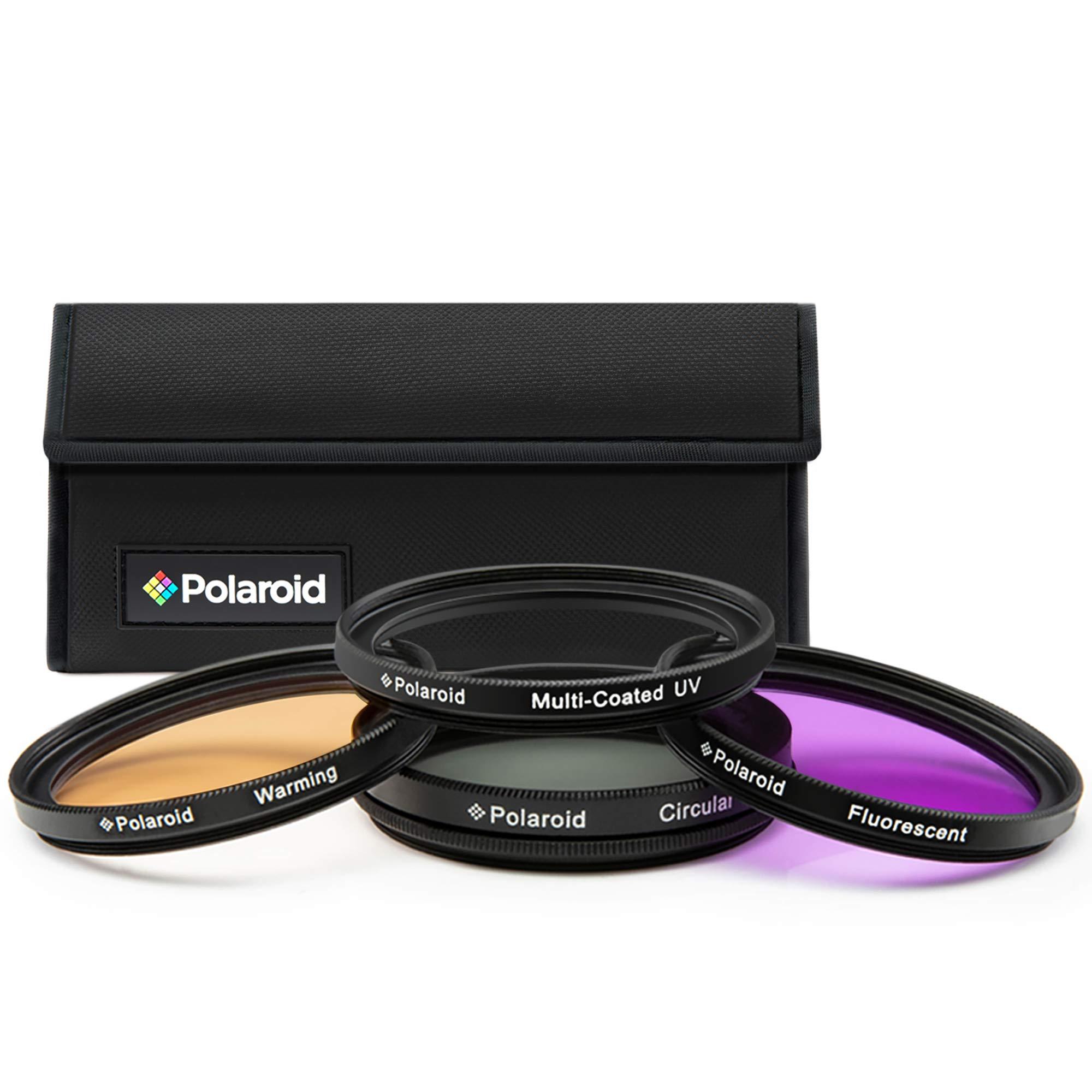 Polaroid Optics 4 Piece Filter Warming