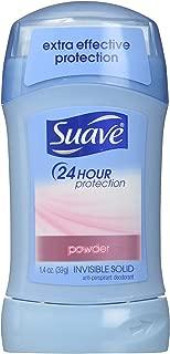 Suave Antiperspirant and Deodorant Powder, 2.6 Ounce - 12 per case.