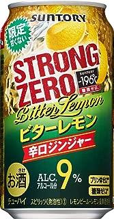 サントリー-196℃ ストロングゼロ ビターレモン辛口ジンジャー [ チューハイ 350ml×24本 ]