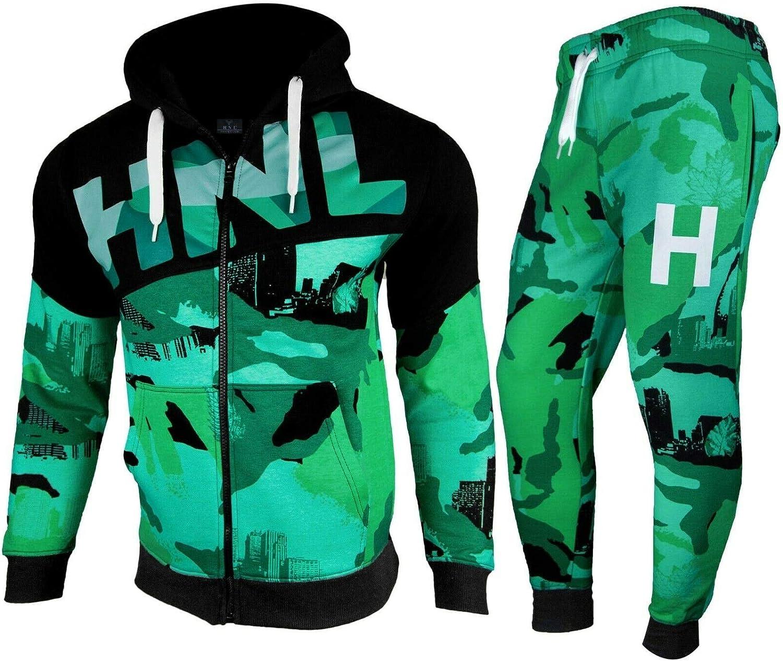 FLIRTY WARDROBE Mens HNL Tracksuit Hoodie Luxury goods Max 63% OFF Joggers Pan Sweatshirt