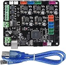 KINGPRINT 3D Printer Main Board MKS Base V1.6 Integrated Motherboard Compatible Mega 2560 & 1.4 Control Board RepRap Mendel
