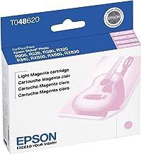 Epson 48 Inkjet Cartridge-Light Magenta T048620