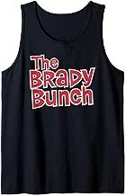 The Brady Bunch Logo Tank Top