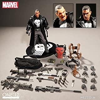 Mezco Toys One-12 Collective: Marvel The Punisher Deluxe Figure