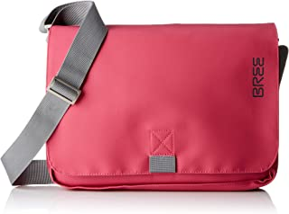 BREE Collection Punch 62, Jazzy, Shoulder Bag S19, Unisex Adults' Bag, Pink (Jazzy), 8x24x34 cm (B x H T)