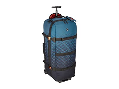 Victorinox VX Touring Wheeled Duffel Extra-Large (Dark Teal) Duffel Bags