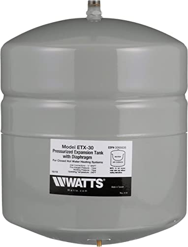 Quick Connect Wellmate WM-12 40.3 gal // 153 ltr. WM0150QC Captive Air and Retention Fiberglass Tank