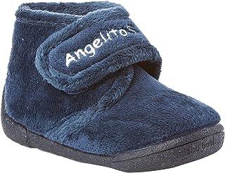 Zapatillas de estar por Casa para Niños y Niñas mod.130. Calzado Infantil Made in Spain, Garantia de Calidad.