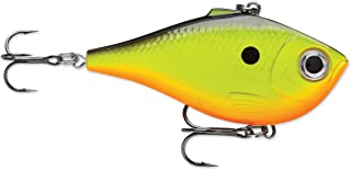 Rapala Rippin' Rap 05 Fishing lure, 2-Inch, Chartreuse Shad