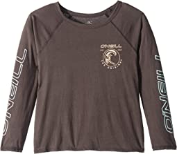 Emporium Long Sleeve Screen Tee (Big Kids)