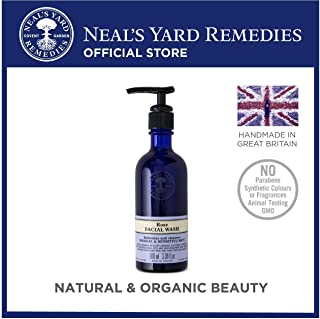 Neals Yard Remedies Rose Facial Wash 100ml