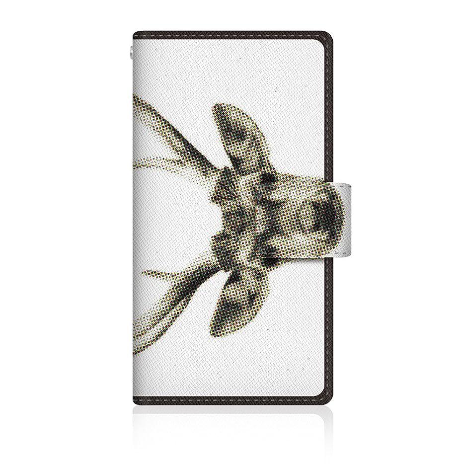 故障領域ジュニアCaseMarket 【手帳型】 apple iPod touch 第6世代 (iPod-touch6) スリムケース ステッチモデル [ CaseMarket Zoo I love Animals ! - アクシスジカ  ] iPod-touch6-VCM2S2578