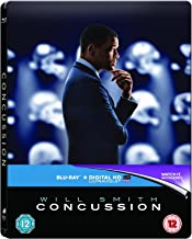 Concussion - Limited Edition - Steelbook [Blu-ray]