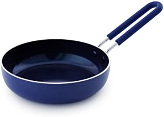 Blue Diamond Cookware Ceramic Nonstick Mini Egg Pan