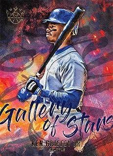 6be6ba896d 2019 Panini Diamond Kings Gallery of Stars #11 Ken Griffey Jr. Seattle  Mariners Baseball