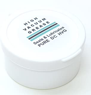Dow Corning High Vacuum Grease Lubricant, 1 oz (28g) Container