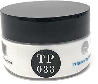 TP Dipping Powder 1 oz. Advanced polymer dip powder color (TP33 Snow White/Soft White)