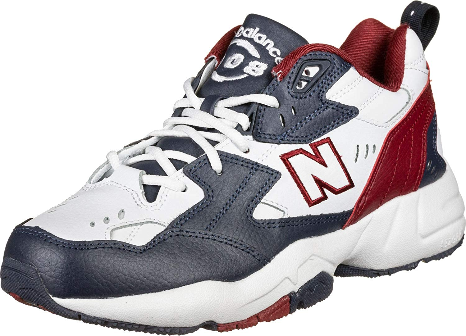 New Balance 608 BR1 Outerspace MX608BR1, Trainers White