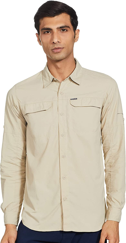 SALENEW very popular Columbia Men's Silver Ridge 2.0 Long Shirt Super-cheap Sleeve