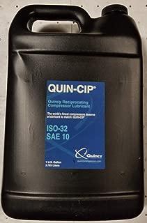 Quincy Quin-Cip 112541 10W Compressor Oil (112541G032-1 Gallon)