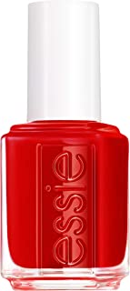 essie Nail Polish, Limited Edition Fall Trend 2020 Collection, Red Nail Color With A Cream Finish, Adrenaline Brush, 0.46 ...