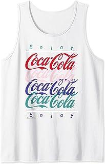 Coca-Cola Retro Color Enjoy And Repeat Débardeur