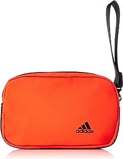 Adidas EKU00 Pouch, Essential Small Pouch, Solar Red/Black (GU3156)