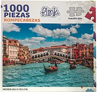 FLINK Rompecabezas Venecia Rialto
