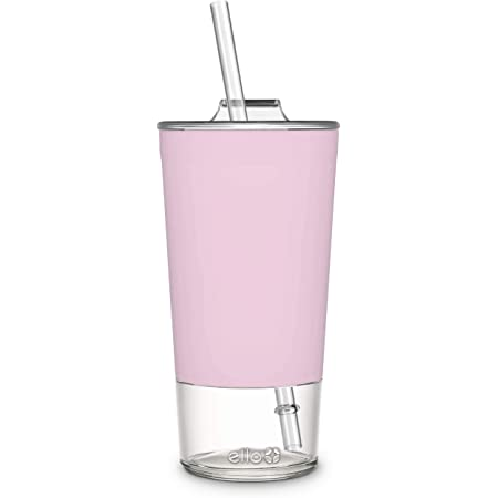 Click Seal Shake Tumbler Cup Hot Cold  22 oz Pink Rose Gift Her Drink New