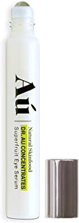 Dr. Au Superfruit Eye Serum by Au Natural Skinfood - Reduce Dark Circles, Puffy Eyes and Crows Feet | Antioxidant Rich | Reduce and Fine Lines and Wrinkles | Beautiful Hydrated Younger Looking Skin