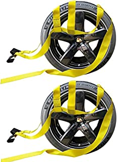 Best tow dolly tire straps Reviews