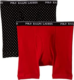 Black/White Polka Dot/RL2000 Red