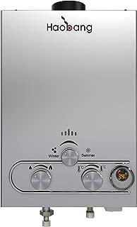 eternal gas water heater