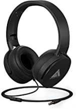 Boult Audio Bass Buds Q2 Over-Ear Wired Lightweight Stereo Headphones, Deep Bass & in-Built Mic, Headset with Comfortable ...